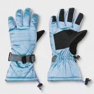 Premium Ski Gloves - C9 Champion  Light Blue
